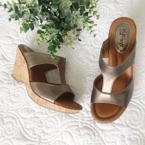 Sofft Shoes - Sofft | Farrah Platform Wedge Sandals
